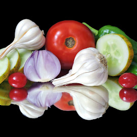 Vegetables  by SANGEETA MENA  - Food & Drink Ingredients
