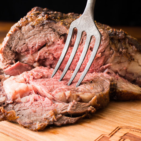 Bone-In Rib Roast