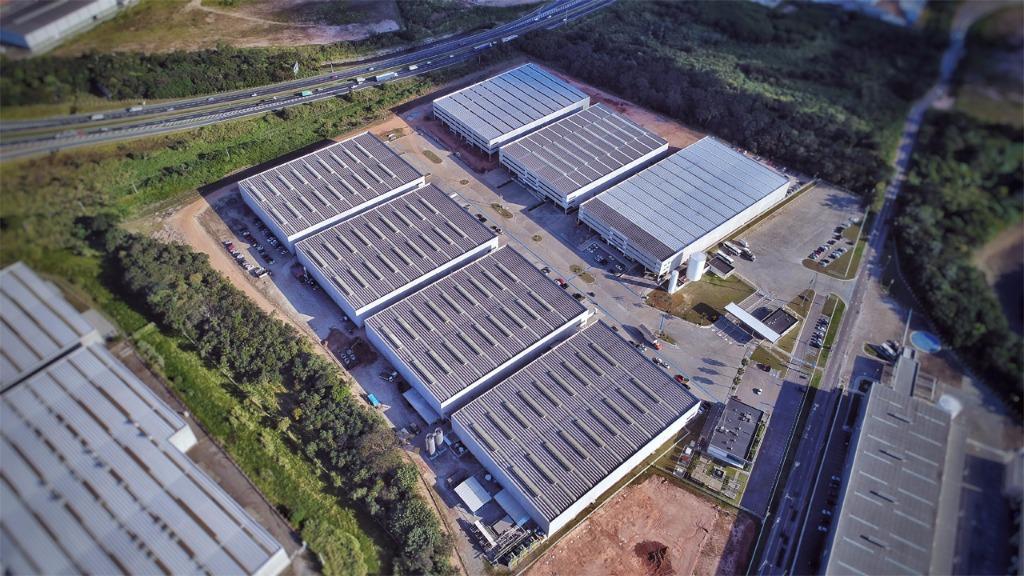 Galpão  industrial para locação, Delta