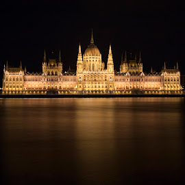Budapest by Mark Richardson - Buildings & Architecture Public & Historical ( hungary, budapest, europe, paralment, danube )