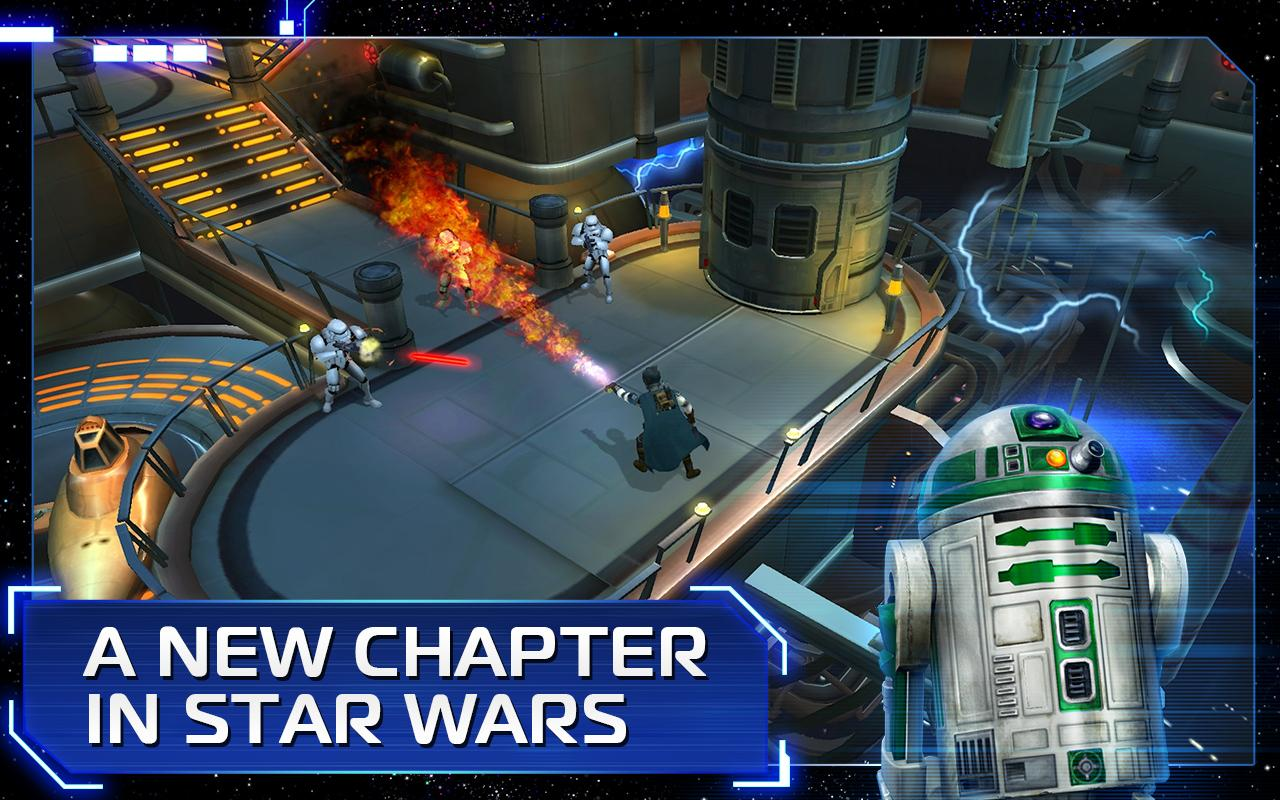 Star Wars™: Uprising Screenshot 4