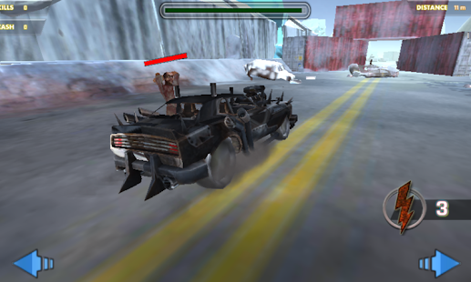 Zombie Killer Monster Trucks - screenshot