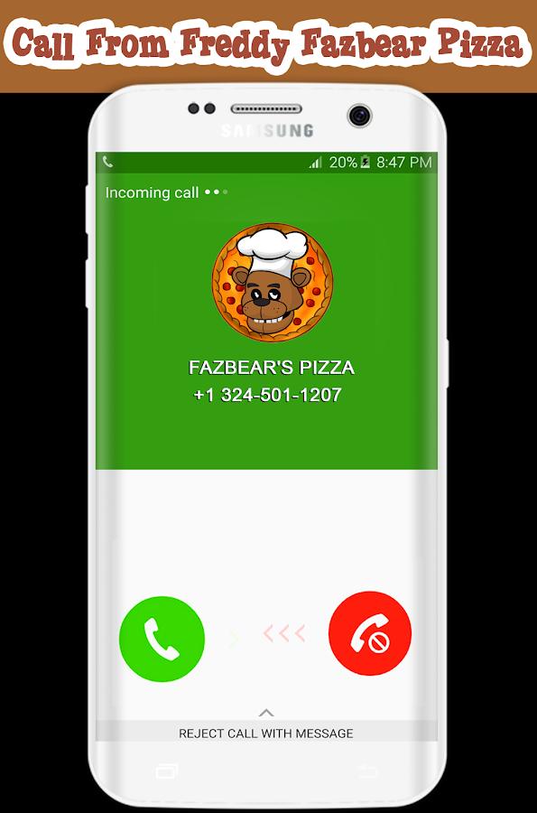 Anruf von Freddy Fazbear Pizza android spiele download
