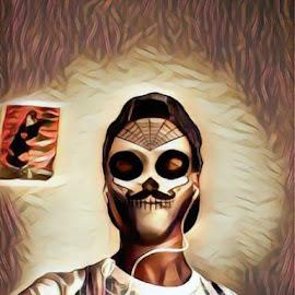 the purge by Charles  Hlongwane - Digital Art People