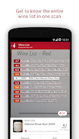Screenshot of Vivino Wine Scanner