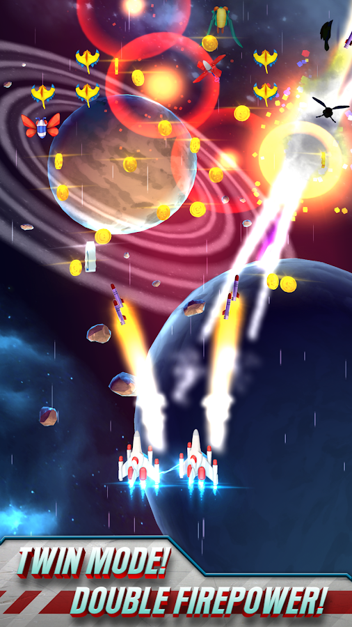 Galaga Wars Screenshot 3