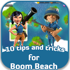 10 tips Tricks for Boom Beach