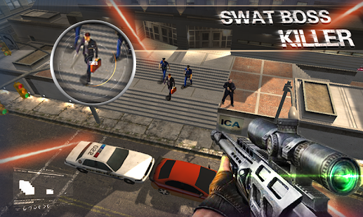 SWAT Boss Killer - screenshot