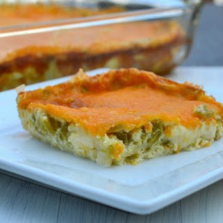 green chilies and cheese breakfast casserole balancing cinderella ...
