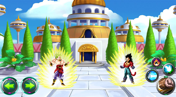 Game super sayan dragon battle apk for kindle fire