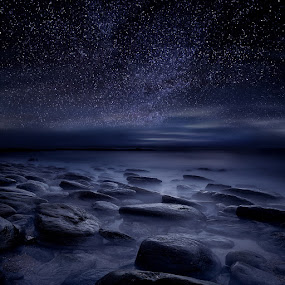Echoes of the unknown by Jorge Maia - Landscapes Starscapes