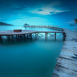 Afu Jetty by Arkan Faeyza - Buildings & Architecture Bridges & Suspended Structures