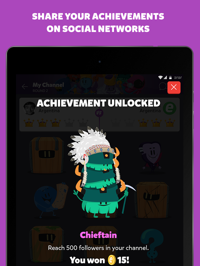 Trivia Crack Kingdoms Screenshot 12