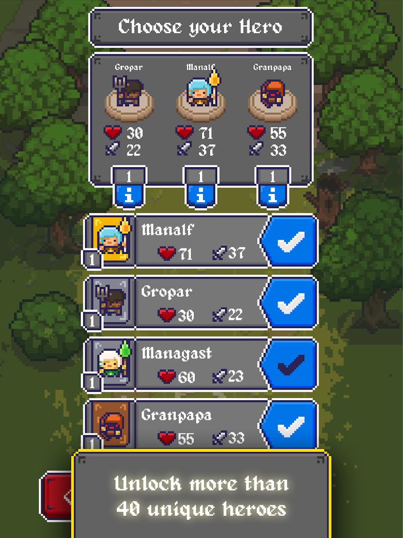 King Crusher – a Roguelike Game Screenshot 12