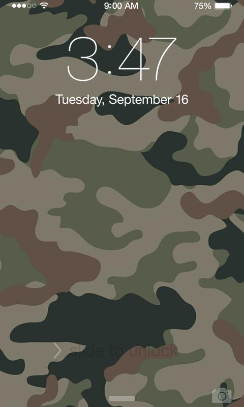 Camouflage-Wallpaper 9