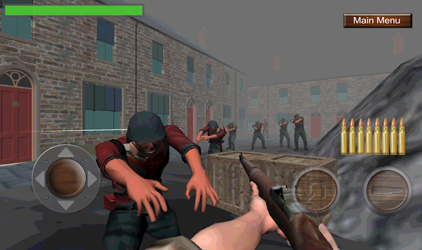 Medal Of Valor 2 Zombies apk screenshot