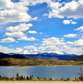 by Pam Jones - Landscapes Cloud Formations