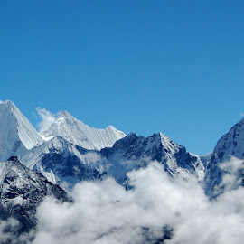 From Lobuche.. by Bhaskar Patra - Landscapes Mountains & Hills ( lobuche.. )
