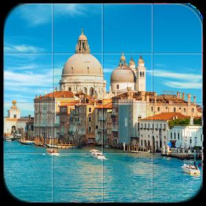 Venice City Tile Puzzle For PC (Windows & MAC)