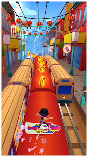 Free Subway Surfers APK for Windows 8