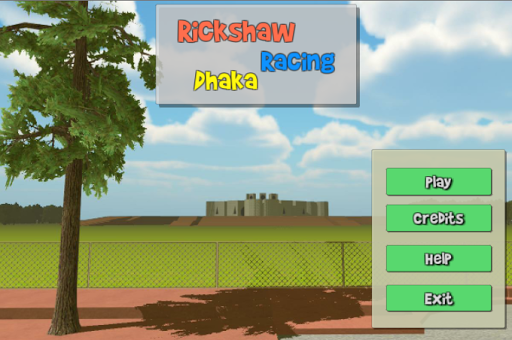Rickshaw Racing - screenshot