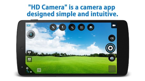 HD Camera- screenshot thumbnail
