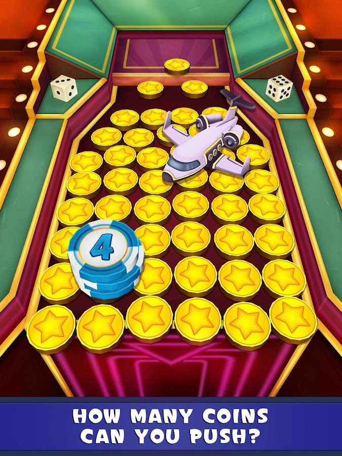 Coin Dozer: Casino Screenshot 5