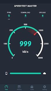 App Net Bandwidth SpeedTest Master apk for kindle fire