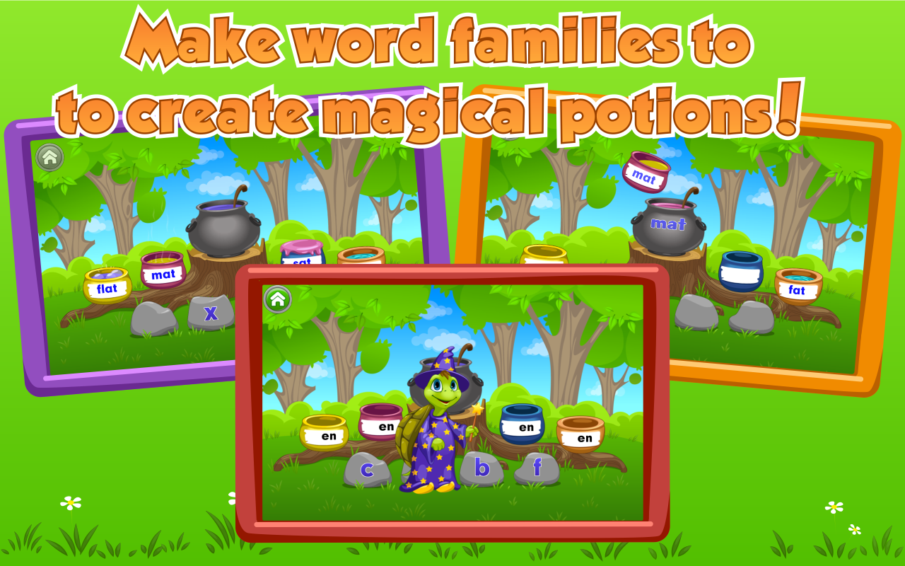 Kids Learn to Read Screenshot 5