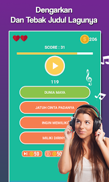 TEBAK LAGU POPULER apk screenshot