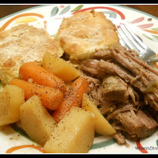 Rolled Beef Pot Roast Recipes