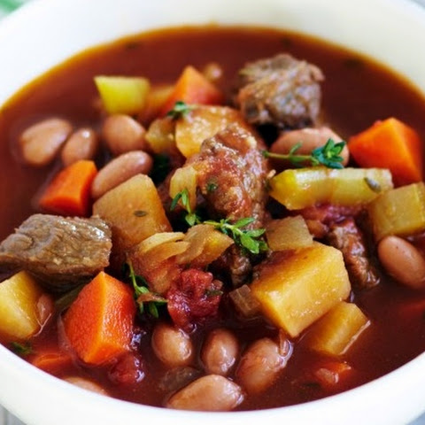 Weight Watchers Absolutely Most Delicious Beef And Vegetable Soup