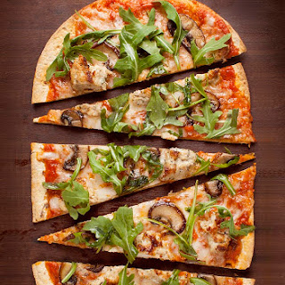 Arugula Flatbread Pizza Recipes
