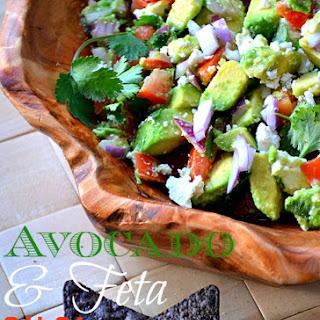 Avocado Feta Salsa Red Wine Vinegar Recipes