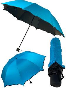 """Зонт """"Стандарт"""", голубой"""
