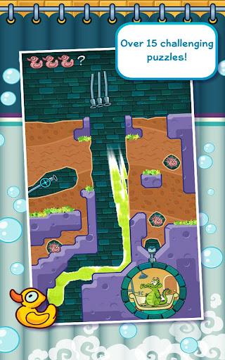 Where's My Water? Free screenshot 7