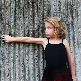Hold the Wall by Sarah Douglas - Babies & Children Children Candids