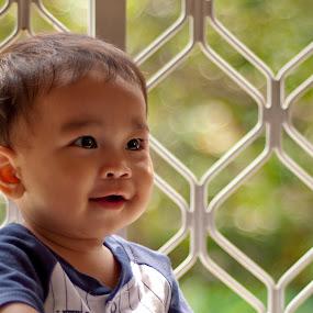 Aqil Zaqwan by Rashid Mohamad - Babies & Children Babies
