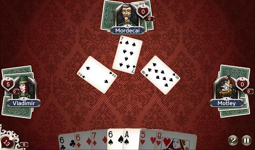 Aces Hearts - screenshot