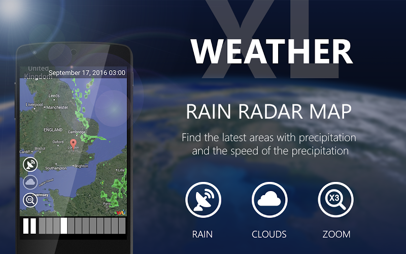 Weather XL PRO Screenshot 14