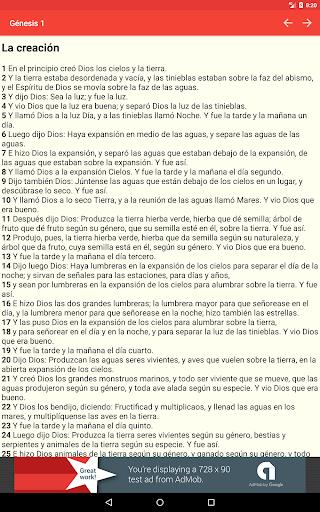 Santa Biblia Gratis screenshot 11