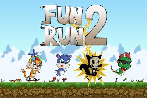 Fun Run 2 - Multiplayer Race screenshot 1