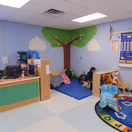 COLORFUL CLASSROOM by SHARON ARMIJO - Buildings & Architecture Other Interior ( classroom, school, artistic, children, education )