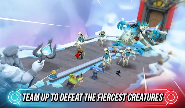 Titan Brawl apk screenshot