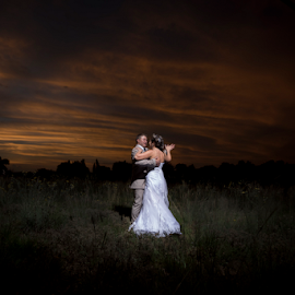 Sunset Wedding by Lood Goosen (LWG Photo) - Wedding Bride & Groom ( wedding photography, wedding photographers, wedding day, weddings, wedding, bride and groom, wedding photographer, bride, groom, bride groom )
