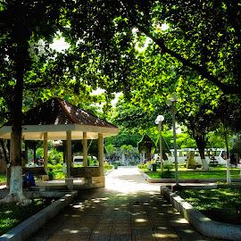 Hello NhaTrang 2016  by Tran Ngoc Phuc Ngoctiendesign - City,  Street & Park  City Parks
