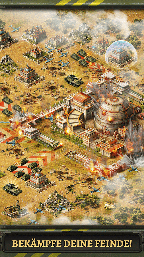 World at War: WW2-Strategie MMO android spiele download
