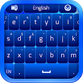 Simple Blue Keyboard APK for Ubuntu