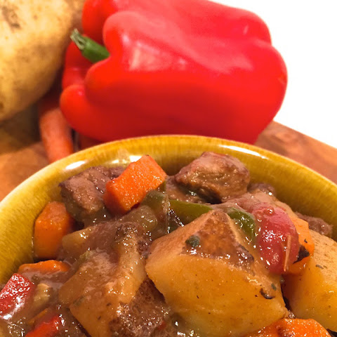 Classic Carne Guisada (Mexican Beef Stew)
