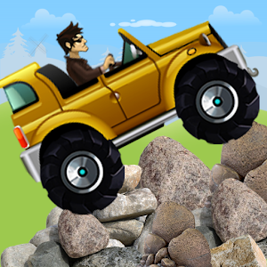 Offroad Jeep Mountain 3D for PC-Windows 7,8,10 and Mac
